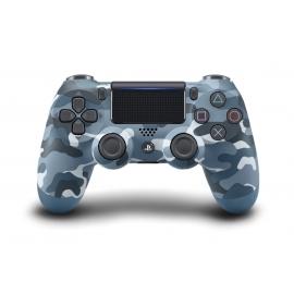Comando Dualshock 4 Blue Camouflage - Edição Especial