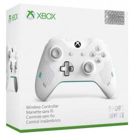 Comando sem Fios Xbox One Sport White Special Edition