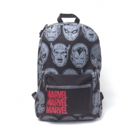 Mochila Marvel Characters All Over Print