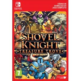 Shovel Knight: Treasure Trove - Switch (Nintendo Digital)