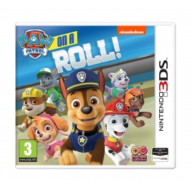 Paw Patrol: On a Roll 3DS