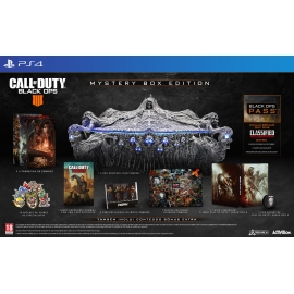Call of Duty: Black Ops 4 - Mystery Box Edition PS4 (Exclusivo GamingReplay)