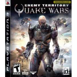 Quake Wars PS3 (SEMINOVO)