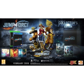 Jump Force - Collector's Edition PS4