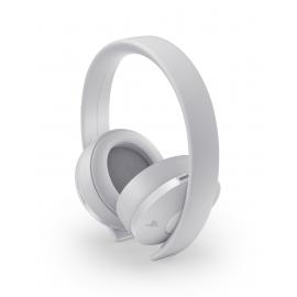 Headset Wireless Gold PS4 - Edição White