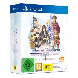 Tales Of Vesperia: Definitive Edition - Premium Edition PS4