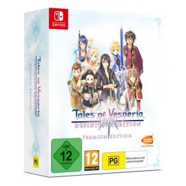 Tales Of Vesperia: Definitive Edition - Premium Edition Switch