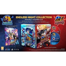 Persona 3 & 5: Endless Night Collection PS4