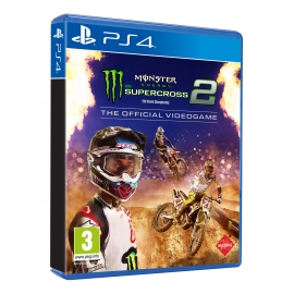 Monster Energy Supercross: The Official Videogame 2 PS4