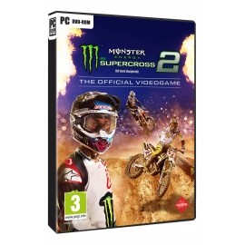 Monster Energy Supercross: The Official Videogame 2 PC