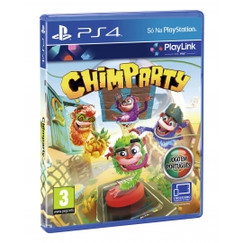 Chimparty (Playlink) PS4