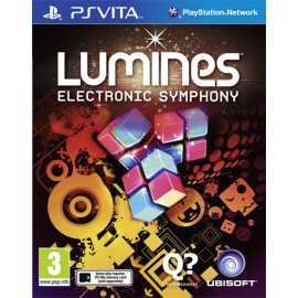 Lumines: Electronic Symphony PSVita