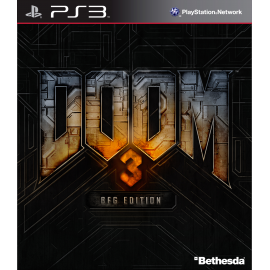Doom 3 BFG Edition (Trilogia DOOM) PS3