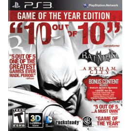 Batman: Arkham City™ Game of The Year PS3