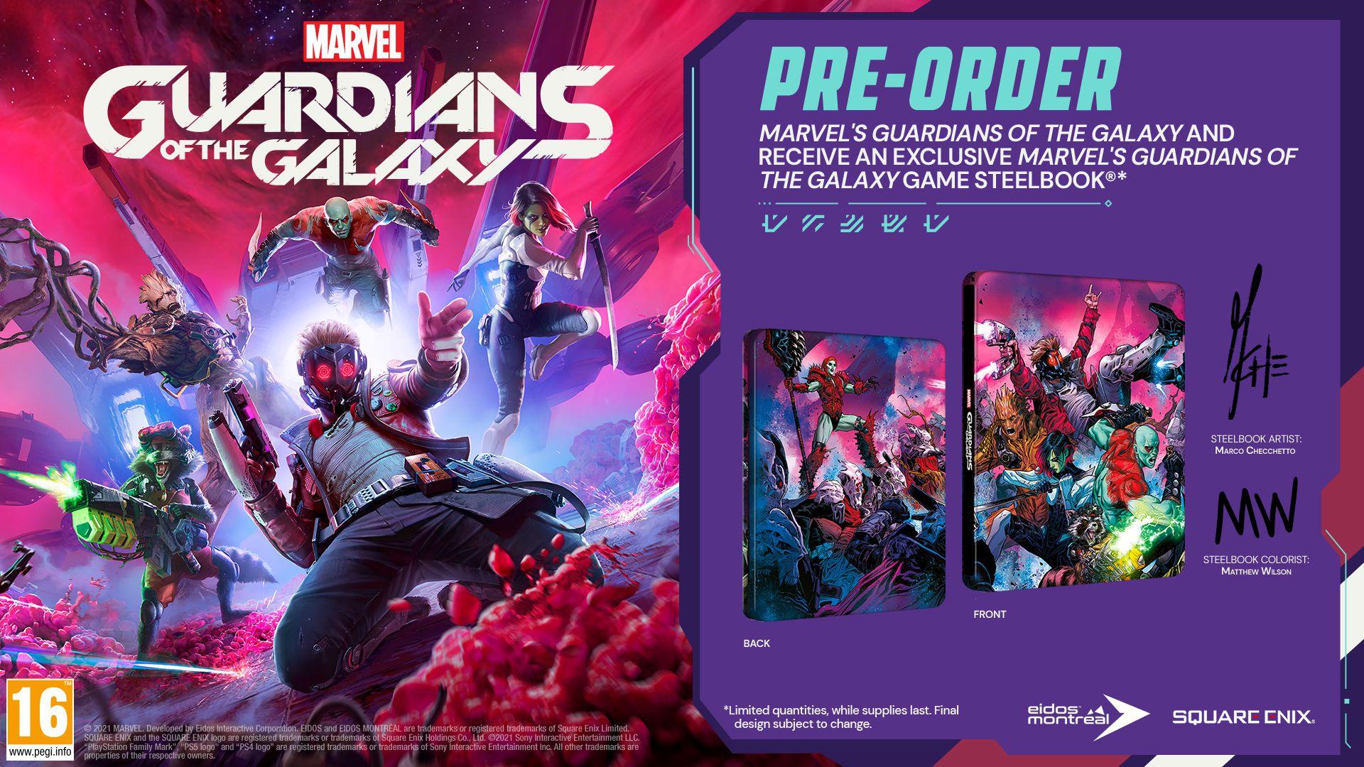 Marvels Guardians of the Galaxy Steelboo