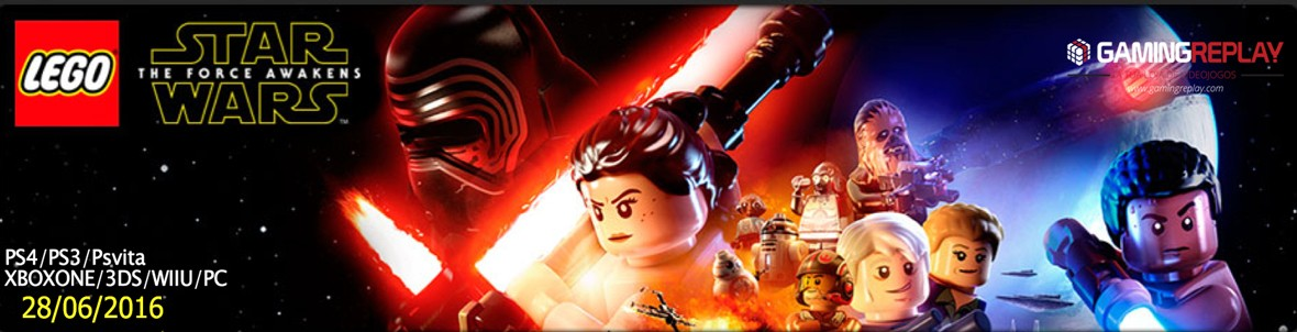 Lego Star Wars The force